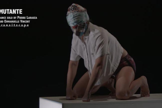 """Solo contemporary dance """"Mutante"""" to be performed in HCMC, entertainment events, entertainment news, entertainment activities, what's on, Vietnam culture, Vietnam tradition, vn news, Vietnam beauty, news Vietnam, Vietnam news, Vietnam net news, vietnamnet"""