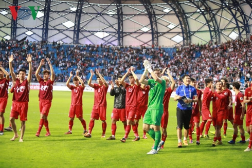 Vietnam national football team set to jump one place in FIFA
