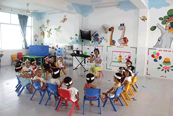 Ba Ria-Vung Tau, pre-schools, teacher shortage, Vietnam economy, Vietnamnet bridge, English news about Vietnam, Vietnam news, news about Vietnam, English news, Vietnamnet news, latest news on Vietnam, Vietnam