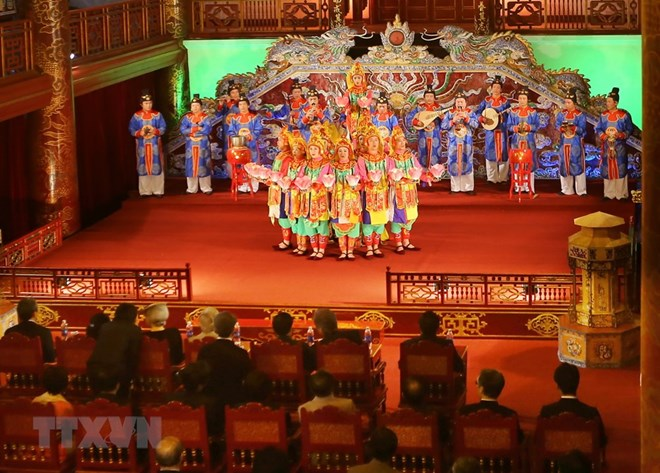 Vietnam's UNESCO-recognised intangible cultural heritage, entertainment events, entertainment news, entertainment activities, what's on, Vietnam culture, Vietnam tradition, vn news, Vietnam beauty, news Vietnam, Vietnam news, Vietnam net news, vietnamnet