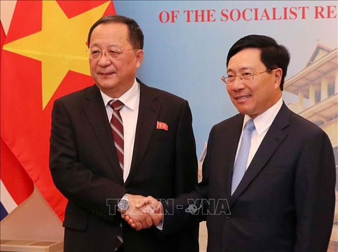 Deputy PM, FM Minh to visit DPRK, Government news, Vietnam breaking news, politic news, vietnamnet bridge, english news, Vietnam news, news Vietnam, vietnamnet news, Vietnam net news, Vietnam latest news, vn news