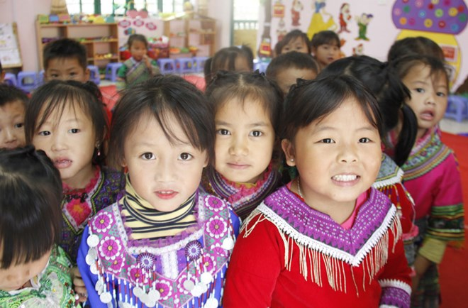 Vietnamese language teaching enhanced for ethnic children, Vietnam education, Vietnam higher education, Vietnam vocational training, Vietnam students, Vietnam children, Vietnam education reform, vietnamnet bridge, english news, Vietnam news, news Vietnam,
