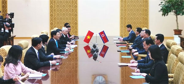 Vietnam, DPRK, strengthen ties, Vietnam economy, Vietnamnet bridge, English news about Vietnam, Vietnam news, news about Vietnam, English news, Vietnamnet news, latest news on Vietnam, Vietnam