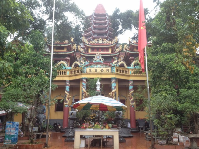 Mother Goddess temple in border town attracts tourists from China, travel news, Vietnam guide, Vietnam airlines, Vietnam tour, tour Vietnam, Hanoi, ho chi minh city, Saigon, travelling to Vietnam, Vietnam travelling, Vietnam travel, vn news