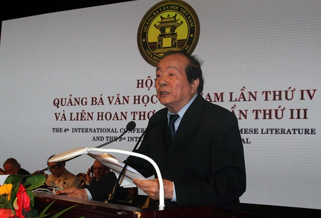 Conference and festival promote Vietnamese literature, poetry, entertainment events, entertainment news, entertainment activities, what's on, Vietnam culture, Vietnam tradition, vn news, Vietnam beauty, news Vietnam, Vietnam news, Vietnam net news, vietna