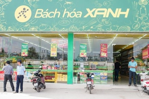 Mobile World Investment to pour $43m into grocery chain Bach Hoa Xanh, vietnam economy, business news, vn news, vietnamnet bridge, english news, Vietnam news, news Vietnam, vietnamnet news, vn news, Vietnam net news, Vietnam latest news, Vietnam breaking