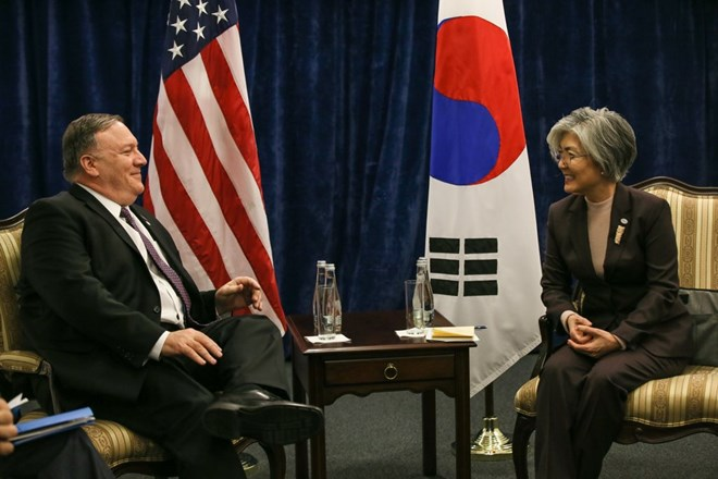 US, RoK, Japan discuss DPRK-USA summit's outcomes, Government news, Vietnam breaking news, politic news, vietnamnet bridge, english news, Vietnam news, news Vietnam, vietnamnet news, Vietnam net news, Vietnam latest news, vn news