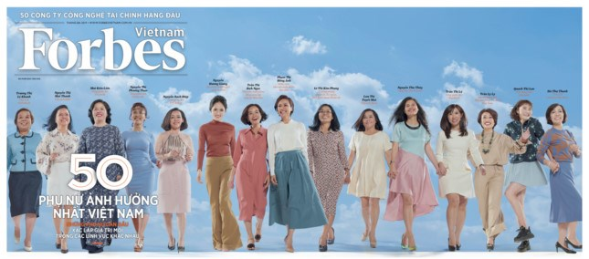 Forbes Vietnam's list of 50 most influential women revealed, vietnam economy, business news, vn news, vietnamnet bridge, english news, Vietnam news, news Vietnam, vietnamnet news, vn news, Vietnam net news, Vietnam latest news, Vietnam breaking news