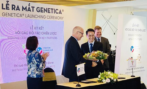 AI to be used in VN to decode genes, IT news, sci-tech news, vietnamnet bridge, english news, Vietnam news, news Vietnam, vietnamnet news, Vietnam net news, Vietnam latest news, Vietnam breaking news, vn news