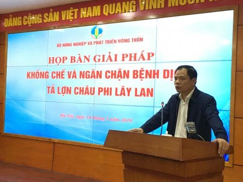 Solutions to curb African swine fever discussed, social news, vietnamnet bridge, english news, Vietnam news, news Vietnam, vietnamnet news, Vietnam net news, Vietnam latest news, vn news, Vietnam breaking news