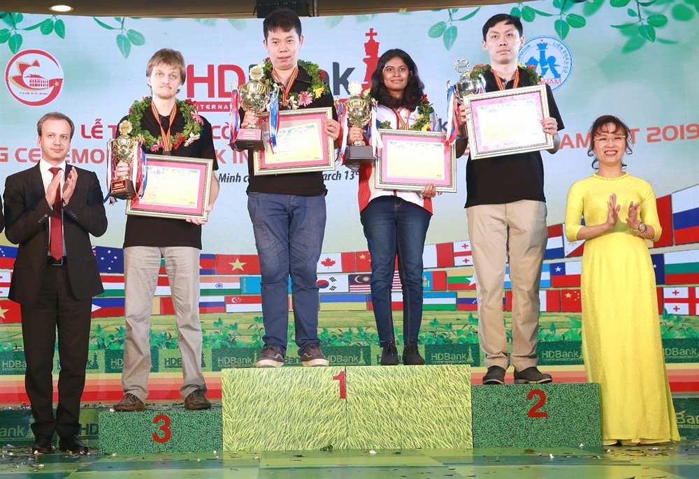 9th HDBank International Chess Open Tournament closes after exciting week of world-class competition, Sports news, football, Vietnam sports, vietnamnet bridge, english news, Vietnam news, news Vietnam, vietnamnet news, Vietnam net news, Vietnam latest new