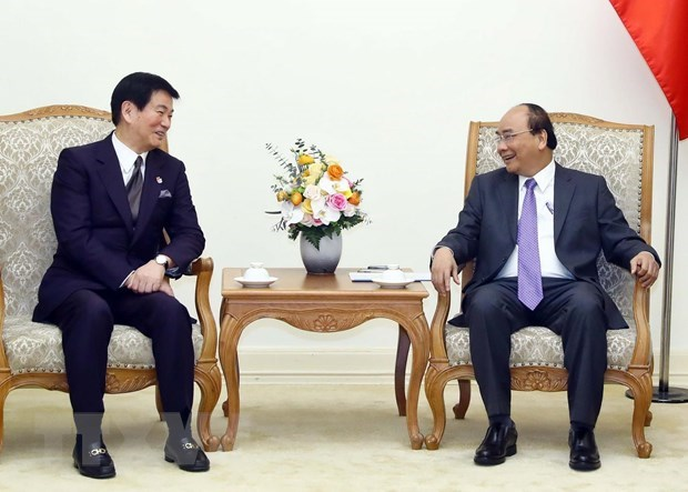 Prime Minister hosts Governor of Japan's Chiba prefecture, Government news, Vietnam breaking news, politic news, vietnamnet bridge, english news, Vietnam news, news Vietnam, vietnamnet news, Vietnam net news, Vietnam latest news, vn news