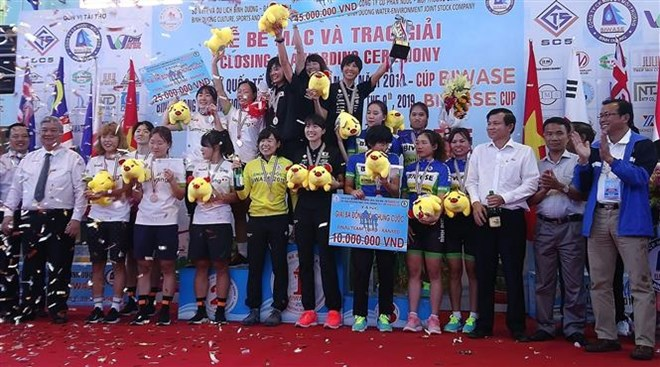 Int'l women's cycling tourney in Binh Duong wraps up, Sports news, football, Vietnam sports, vietnamnet bridge, english news, Vietnam news, news Vietnam, vietnamnet news, Vietnam net news, Vietnam latest news, vn news, Vietnam breaking news