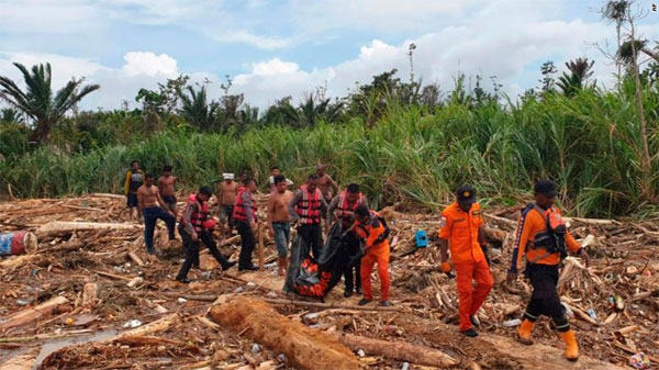 Indonesia, disaster, flash floods