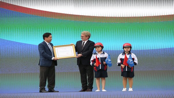 Vietnam joins '3500LIVES Global Road Safety Campaign' for the first time, social news, vietnamnet bridge, english news, Vietnam news, news Vietnam, vietnamnet news, Vietnam net news, Vietnam latest news, vn news, Vietnam breaking news