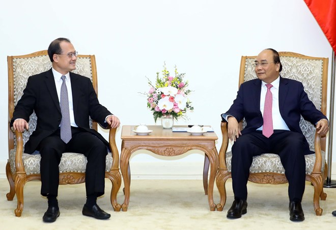 Prime Minister Nguyen Xuan Phuc welcomes Hong Kong investors, Government news, Vietnam breaking news, politic news, vietnamnet bridge, english news, Vietnam news, news Vietnam, vietnamnet news, Vietnam net news, Vietnam latest news, vn news