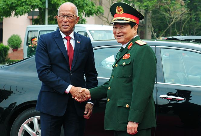 Vietnam, Philippines stand side by side in East Sea security, Government news, Vietnam breaking news, politic news, vietnamnet bridge, english news, Vietnam news, news Vietnam, vietnamnet news, Vietnam net news, Vietnam latest news, vn news