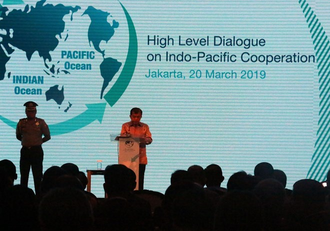 Vietnam attends high-level dialogue on Indo-Pacific cooperation