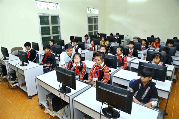 Bridging the digital divide requires new forms of education, training