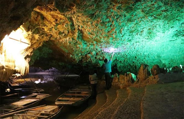 Ninh Binh, Trang An Landscape Complex, beauty of Thien Ha cave, Vietnam economy, Vietnamnet bridge, English news about Vietnam, Vietnam news, news about Vietnam, English news, Vietnamnet news, latest news on Vietnam, Vietnam