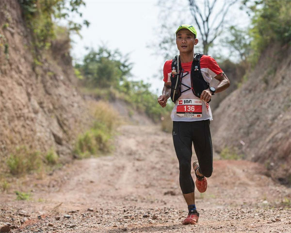 Garmin Run Hanoi, a clash of VN's best ultra runners