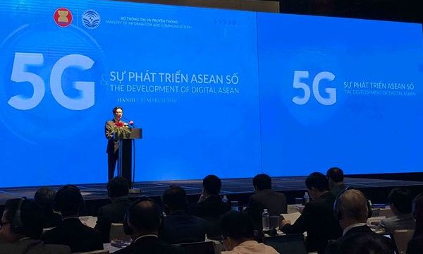 Vietnam to take lead in deploying 5G: Minister