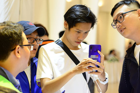 Chinese smartphone players quickly gain ground in Vietnam, IT news, sci-tech news, vietnamnet bridge, english news, Vietnam news, news Vietnam, vietnamnet news, Vietnam net news, Vietnam latest news, Vietnam breaking news, vn news