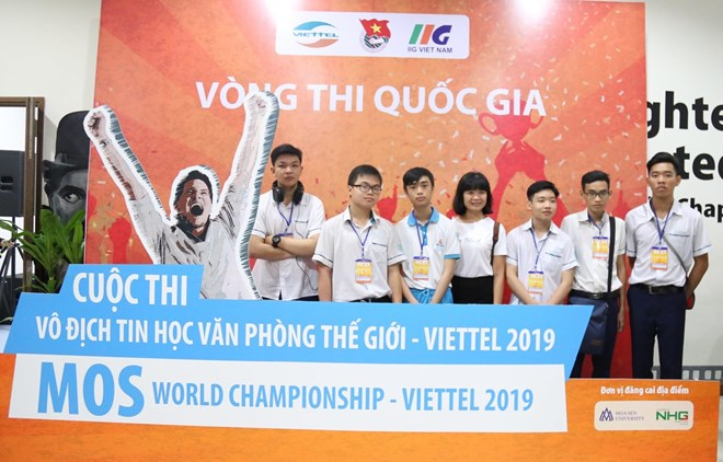 MOS World Championship – Viettel 2019 qualifications, IT news, sci-tech news, vietnamnet bridge, english news, Vietnam news, news Vietnam, vietnamnet news, Vietnam net news, Vietnam latest news, Vietnam breaking news, vn news
