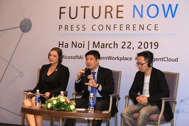 Microsoft and SAP promote cooperation, IT news, sci-tech news, vietnamnet bridge, english news, Vietnam news, news Vietnam, vietnamnet news, Vietnam net news, Vietnam latest news, Vietnam breaking news, vn news