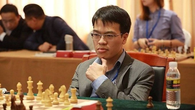 Vietnamese chess players off to perfect start at Sharjah Masters 2019, Sports news, football, Vietnam sports, vietnamnet bridge, english news, Vietnam news, news Vietnam, vietnamnet news, Vietnam net news, Vietnam latest news, vn news, Vietnam breaking ne