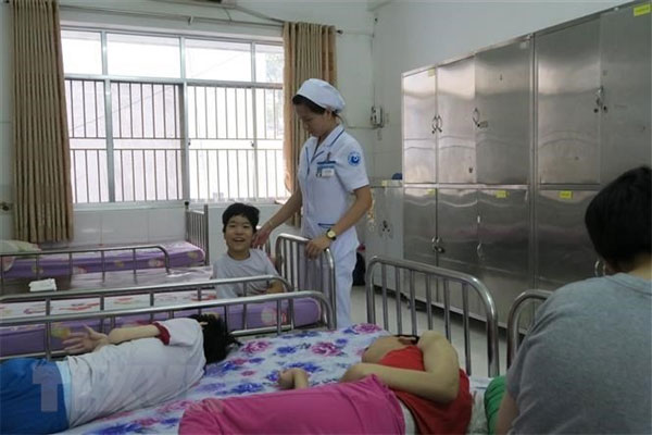 Agent Orange victims, Hoa Binh Village, Tu Du Hospital, Vietnam economy, Vietnamnet bridge, English news about Vietnam, Vietnam news, news about Vietnam, English news, Vietnamnet news, latest news on Vietnam, Vietnam