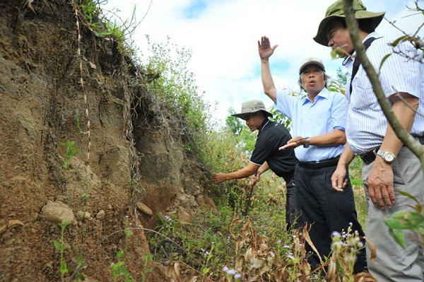 Gia Lai province preserves archaeological sites, IT news, sci-tech news, vietnamnet bridge, english news, Vietnam news, news Vietnam, vietnamnet news, Vietnam net news, Vietnam latest news, Vietnam breaking news, vn news