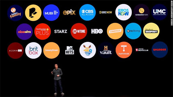 Apple, big March presentation, Apple TV Channels, Apple News+, Apple Card