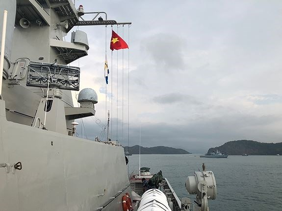 Vietnamese naval ship attends LIMA 2019 in Malaysia, Government news, Vietnam breaking news, politic news, vietnamnet bridge, english news, Vietnam news, news Vietnam, vietnamnet news, Vietnam net news, Vietnam latest news, vn news