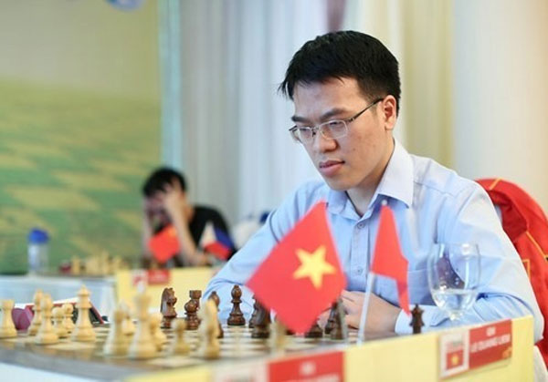 Sharjah Masters chess event, Le Quang Liem, shine, Vietnam economy, Vietnamnet bridge, English news about Vietnam, Vietnam news, news about Vietnam, English news, Vietnamnet news, latest news on Vietnam, Vietnam