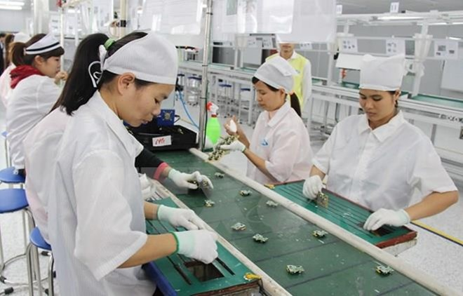 Q1 foreign direct investment inflow hits four-year high, vietnam economy, business news, vn news, vietnamnet bridge, english news, Vietnam news, news Vietnam, vietnamnet news, vn news, Vietnam net news, Vietnam latest news, Vietnam breaking news
