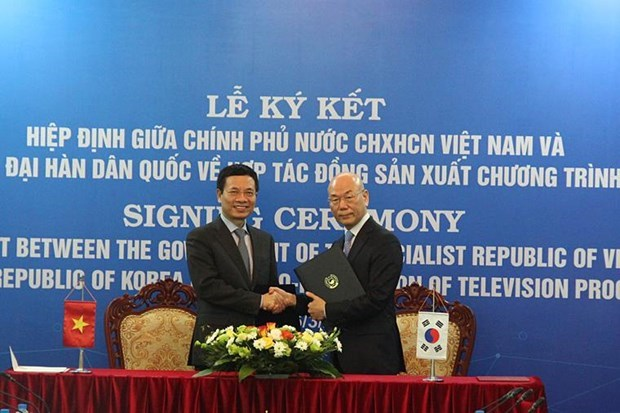 Vietnam, RoK to co-produce TV programmes, social news, vietnamnet bridge, english news, Vietnam news, news Vietnam, vietnamnet news, Vietnam net news, Vietnam latest news, vn news, Vietnam breaking news