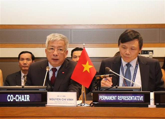 Vietnam calls for more int'l support in war consequence settlement, Government news, Vietnam breaking news, politic news, vietnamnet bridge, english news, Vietnam news, news Vietnam, vietnamnet news, Vietnam net news, Vietnam latest news, vn news