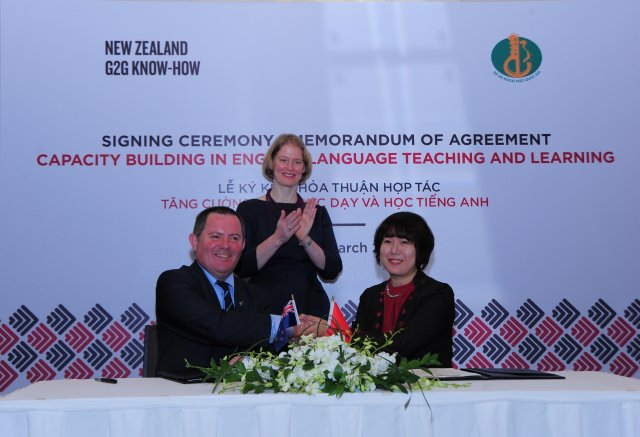 New Zealand & Vietnam sign foreign languages agreement, Vietnam education, Vietnam higher education, Vietnam vocational training, Vietnam students, Vietnam children, Vietnam education reform, vietnamnet bridge, english news, Vietnam news, news Vietnam, vi