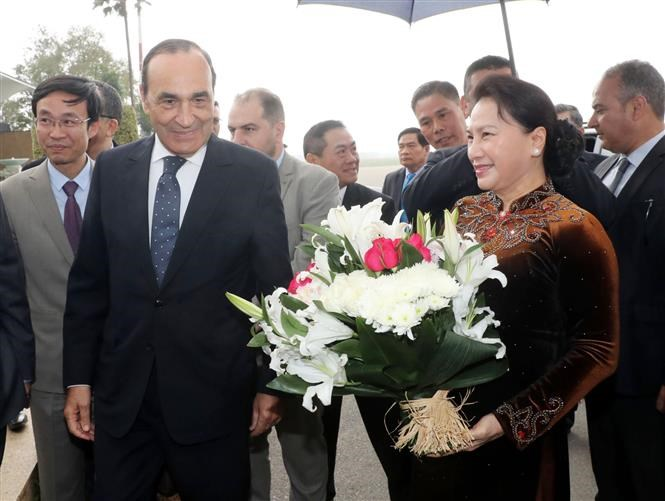 NA Chairwoman pays official visit to Morocco, Government news, Vietnam breaking news, politic news, vietnamnet bridge, english news, Vietnam news, news Vietnam, vietnamnet news, Vietnam net news, Vietnam latest news, vn news