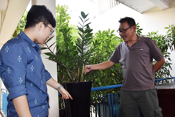 Barefoot scientist's invention offers relief for growers' labor woes, IT news, sci-tech news, vietnamnet bridge, english news, Vietnam news, news Vietnam, vietnamnet news, Vietnam net news, Vietnam latest news, Vietnam breaking news, vn news