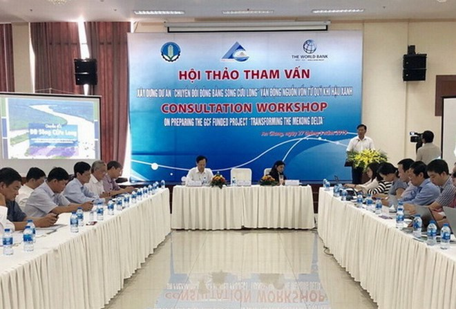 Mekong Delta needs to adapt to climate change during transformation, Vietnam environment, climate change in Vietnam, Vietnam weather, Vietnam climate, pollution in Vietnam, environmental news, sci-tech news, vietnamnet bridge, english news, Vietnam news,