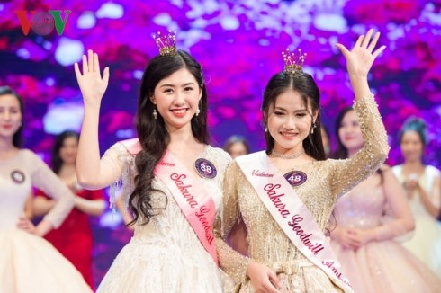 Goodwill ambassador for Japanese cheery blossom picked, entertainment events, entertainment news, entertainment activities, what's on, Vietnam culture, Vietnam tradition, vn news, Vietnam beauty, news Vietnam, Vietnam news, Vietnam net news, vietnamnet ne