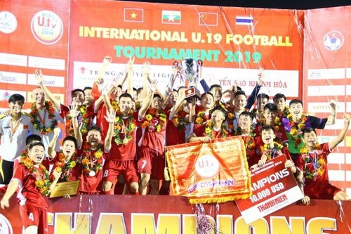 Vietnam win U19 International title, Sports news, football, Vietnam sports, vietnamnet bridge, english news, Vietnam news, news Vietnam, vietnamnet news, Vietnam net news, Vietnam latest news, vn news, Vietnam breaking news