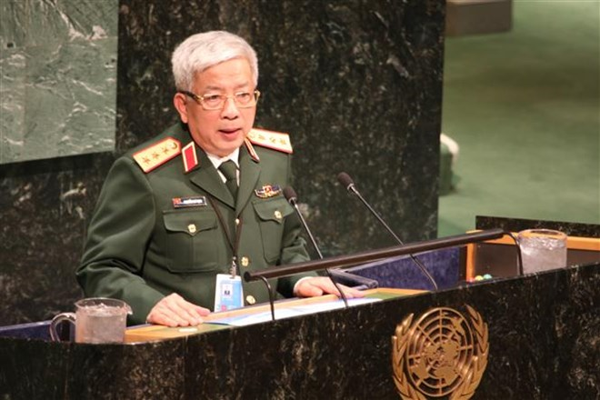 Vietnam pledges to continue joining UN peacekeeping operations, Vietnam pledges to continue joining UN peacekeeping operations