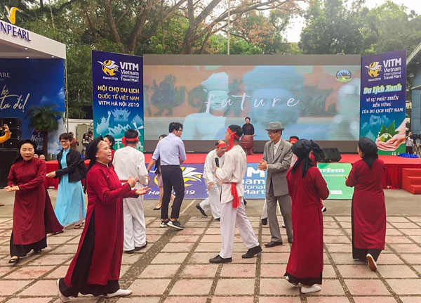 Int'l Travel Mart, tours to DPRK sold out, Vietnam economy, Vietnamnet bridge, English news about Vietnam, Vietnam news, news about Vietnam, English news, Vietnamnet news, latest news on Vietnam, Vietnam