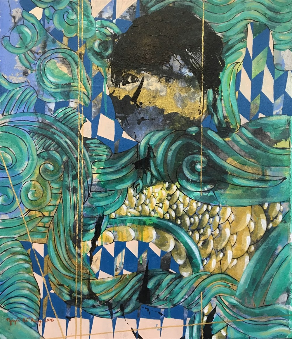 VN abstract art to be displayed in New York, entertainment events, entertainment news, entertainment activities, what's on, Vietnam culture, Vietnam tradition, vn news, Vietnam beauty, news Vietnam, Vietnam news, Vietnam net news, vietnamnet news, vietnam