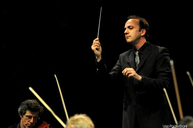 German conductor Jonas Alber returns to Hanoi