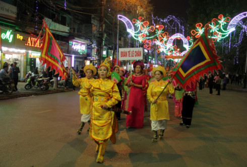 The Le Chan festival – a bridge to the past, entertainment events, entertainment news, entertainment activities, what's on, Vietnam culture, Vietnam tradition, vn news, Vietnam beauty, news Vietnam, Vietnam news, Vietnam net news, vietnamnet news, vietnam