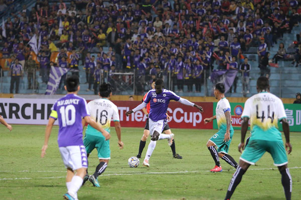 Ha Noi FC suffer first AFC Cup loss, Vietnam economy, Vietnamnet bridge, English news about Vietnam, Vietnam news, news about Vietnam, English news, Vietnamnet news, latest news on Vietnam, Vietnam